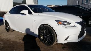 Used 2015 Lexus IS 250 F SPORT AWD for sale in Toronto, ON