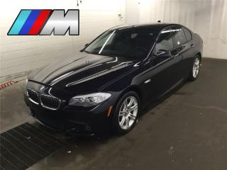 Used 2013 BMW 528 Xdrive M Sport for sale in Saint-eustache, QC