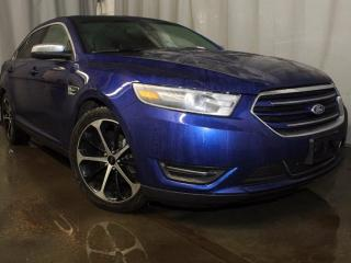 Used 2015 Ford Taurus Limited AWD / Sunroof / GPS Navigation / Back Up Camera for sale in Edmonton, AB