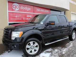 Used 2010 Ford F-150 FX4 4x4 SuperCrew / Sunroof / Heated Front Seats for sale in Edmonton, AB