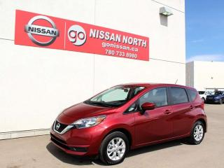 Used 2018 Nissan Versa Note Certified Pre-Owned!! SV for sale in Edmonton, AB