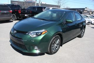 Used 2016 Toyota Corolla LE | BACKUP | BLUETOOTH | ALLOYS | for sale in North York, ON