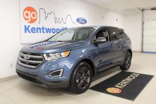 Used 2018 Ford Edge SEL | AWD | Appearance Pkg | NAV | Heated steering | Much More! for sale in Edmonton, AB