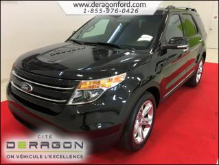 Used 2014 Ford Explorer Ltd Awd Cuir for sale in Cowansville, QC