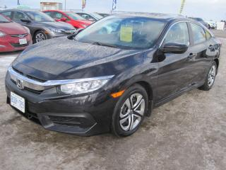 Used 2016 Honda Civic LX for sale in Thunder Bay, ON