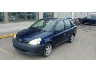 Used 2003 Toyota Echo Base for sale in Saint-jerome, QC