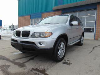 Used 2004 BMW X5 for sale in Saint-eustache, QC