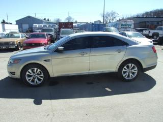 Used 2011 Ford Taurus SEL for sale in Waterloo, ON