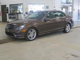 Used 2014 Mercedes-Benz C-Class C300 AWD for sale in Levis, QC