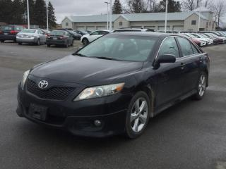 Used 2010 Toyota Camry SE for sale in Hamilton, ON