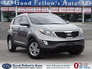 Used 2013 Kia Sportage LX MODEL, FRONT WHEEL DRIVE for sale in North York, ON