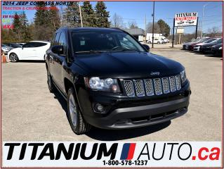 Used 2014 Jeep Compass 4X4+BlueTooth+XM Radio+Traction & Cruise Control++ for sale in London, ON