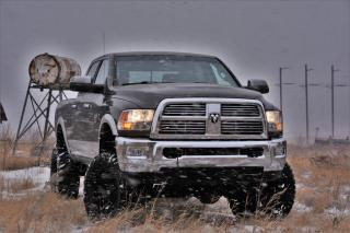 Used 2012 RAM 3500 Laramie for sale in Estevan, SK