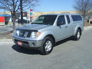 Used 2006 Nissan Frontier LE 4X4 for sale in York, ON