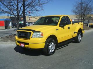 Used 2004 Ford F-150 STX 4X4 FLARE SIDE for sale in York, ON