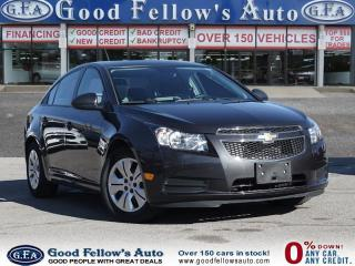 Used 2014 Chevrolet Cruze Special Price Offer for 2LS MODEL for sale in North York, ON