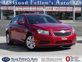 Used 2014 Chevrolet Cruze Special Price Offer for 1LT MODEL for sale in North York, ON