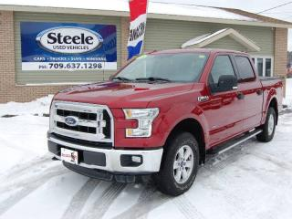 Used 2016 Ford F-150 XLT for sale in Corner Brook, NL
