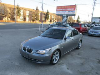 Used 2008 BMW 5 Series 528i ,6 SPEED MANUAL !!! for sale in Scarborough, ON