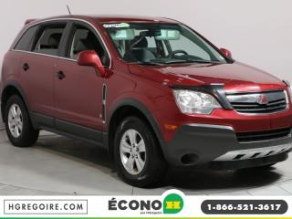 Used 2009 Saturn Vue XE AWD A/C GR ELECT for sale in Saint-leonard, QC