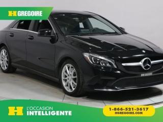 Used 2018 Mercedes-Benz CLA250 CLA 250 AWD CUIR for sale in St-Léonard, QC