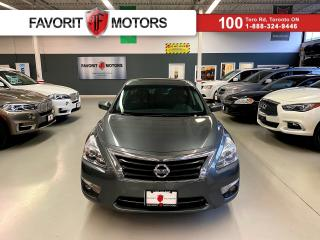 Used 2014 Nissan Altima 2.5 SV *WINTER SPECIAL!*|SUNROOF|BKPCAM|SATRAD|+++ for sale in North York, ON