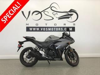 Used 2016 Yamaha YZF R3 - No Payments for 1 Year** for sale in Concord, ON
