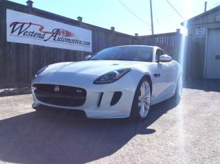 Used 2016 Jaguar F-Type S   Only 28000 Kms for sale in Stittsville, ON