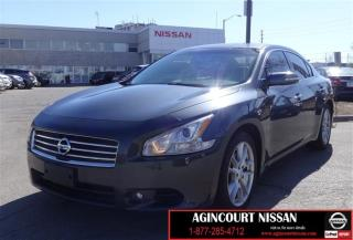 Used 2010 Nissan Maxima SV |LEATHER SEATS|BLUETOOTH|SUNROOF| for sale in Scarborough, ON