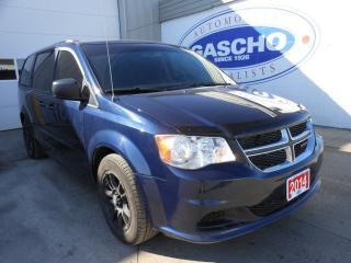 Used 2014 Dodge Grand Caravan SXT|Bluetooth|StowNGo for sale in Kitchener, ON