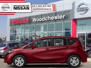 New 2018 Nissan Versa Note SR CVT  - Bluetooth -  Heated Seats - $146.78 B/W for sale in Mississauga, ON