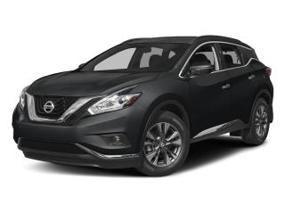 New 2018 Nissan Murano SL AWD CVT for sale in Mississauga, ON