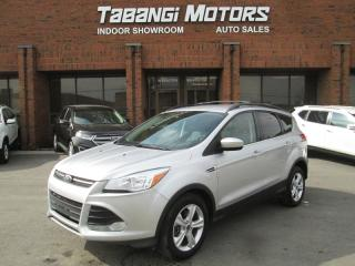 Used 2016 Ford Escape AWD | NO ACCIDENTS | HEATED SEATS | BIG SCREEN | CAMERA for sale in Mississauga, ON
