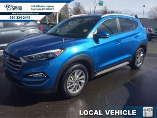 Used 2017 Hyundai Tucson 2.0L Premium AWD  - local for sale in Courtenay, BC