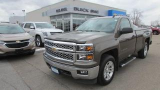 Used 2014 Chevrolet Silverado 1500 LT w/1LT /$251.00 bi-weekly for 72 mths for sale in Arnprior, ON