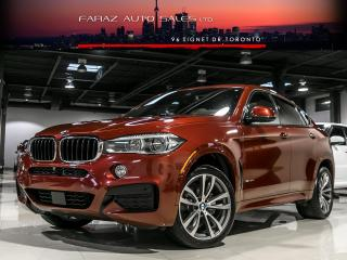 Used 2015 BMW X6 ***SOLD****RARE*M-SPORT|TV/DVD|HUD|BLINDSPOT|LANE DEP|LOADED for sale in North York, ON