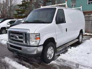 Used 2011 Ford E250 Commercial LADDER RACK, SIDE STEPS !!! for sale in Concord, ON