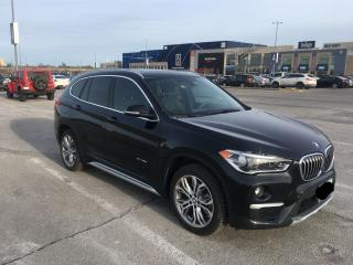 Used 2017 BMW X1 Fineline Stream Wood Trim with Chrome Highlight for sale in Toronto, ON