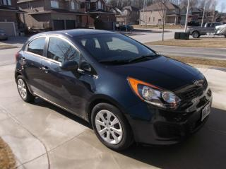Used 2015 Kia Rio LX+ for sale in Innisfil, ON