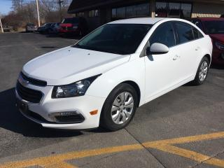 Used 2016 Chevrolet Cruze LT for sale in Cobourg, ON