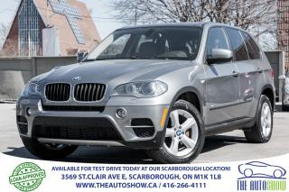 Used 2011 BMW X5 35i *Red Interior* PanoRoof for sale in Scarborough, ON