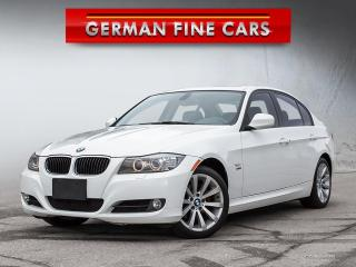 Used 2011 BMW 328xi *Navigation, Sun Roof, AWD, Leather, BlueTooth* for sale in Caledon, ON