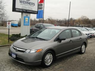 Used 2008 Honda Civic DX-G for sale in Cambridge, ON