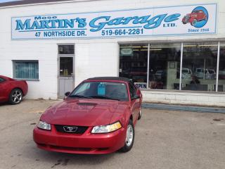 Used 1999 Ford Mustang for sale in St Jacobs, ON