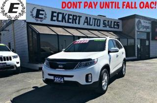 Used 2014 Kia Sorento LX AWD WITH BLUETOOTH / HEATED SEATS for sale in Barrie, ON