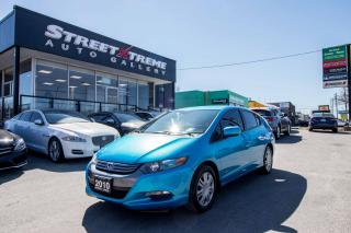 Used 2010 Honda Insight LX l NEW HYBRID BATTERY for sale in Markham, ON