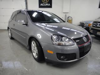 Used 2008 Volkswagen GTI  CLEAN CARPROOF ALL SERVICE RECORDS VERY CLEAN  for sale in North York, ON