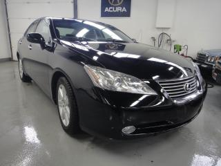 Used 2009 Lexus ES 350  CLEAN CARPROOF HEATED LEATHER SEATS VERY CLEAN  for sale in North York, ON