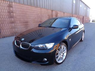 Used 2010 BMW 3 Series 335i xDRIVE - M SPORT - NAVIGATION - RED LEATHER for sale in Etobicoke, ON