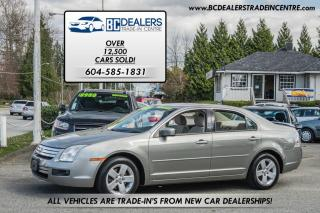 Used 2008 Ford Fusion SE, Only 115,000 km's, No Accidents, V6, Clean! for sale in Surrey, BC